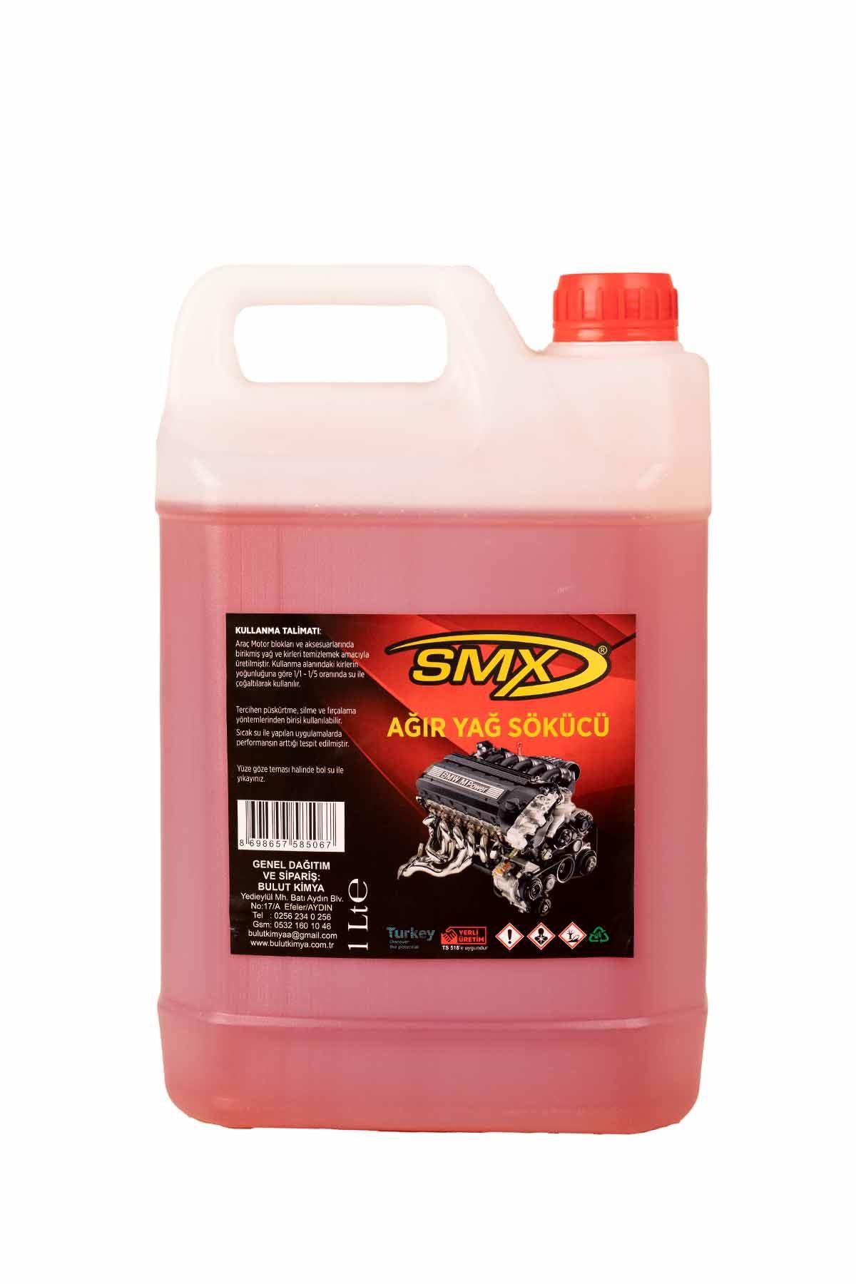 SMX Ağır Yağ Çözücü (5 LT)