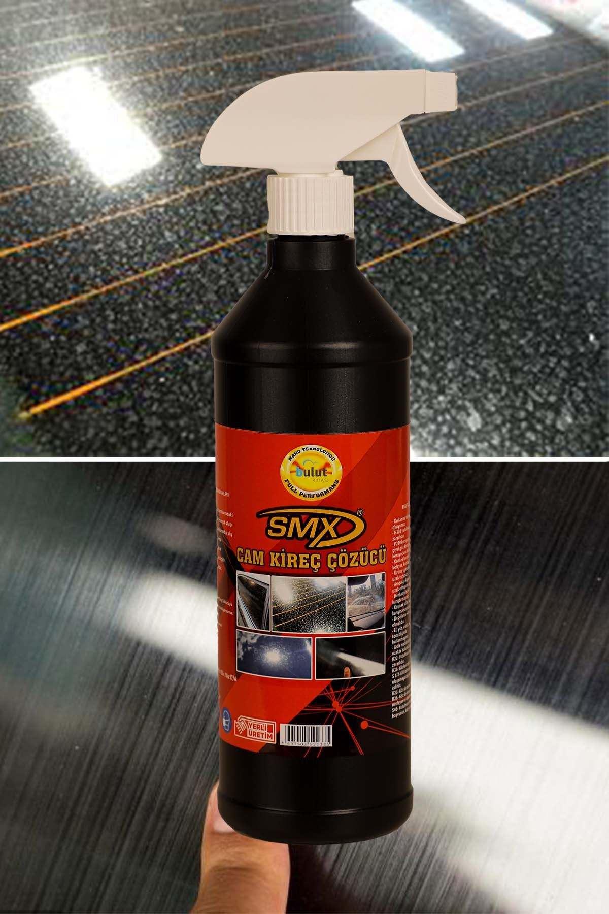 SMX Cam Kireç Temizleyici 3 Adet (3x750 ML)
