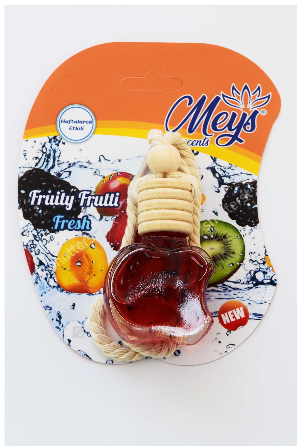 Araç Ayna Bağlamalı Frutti Meyveli