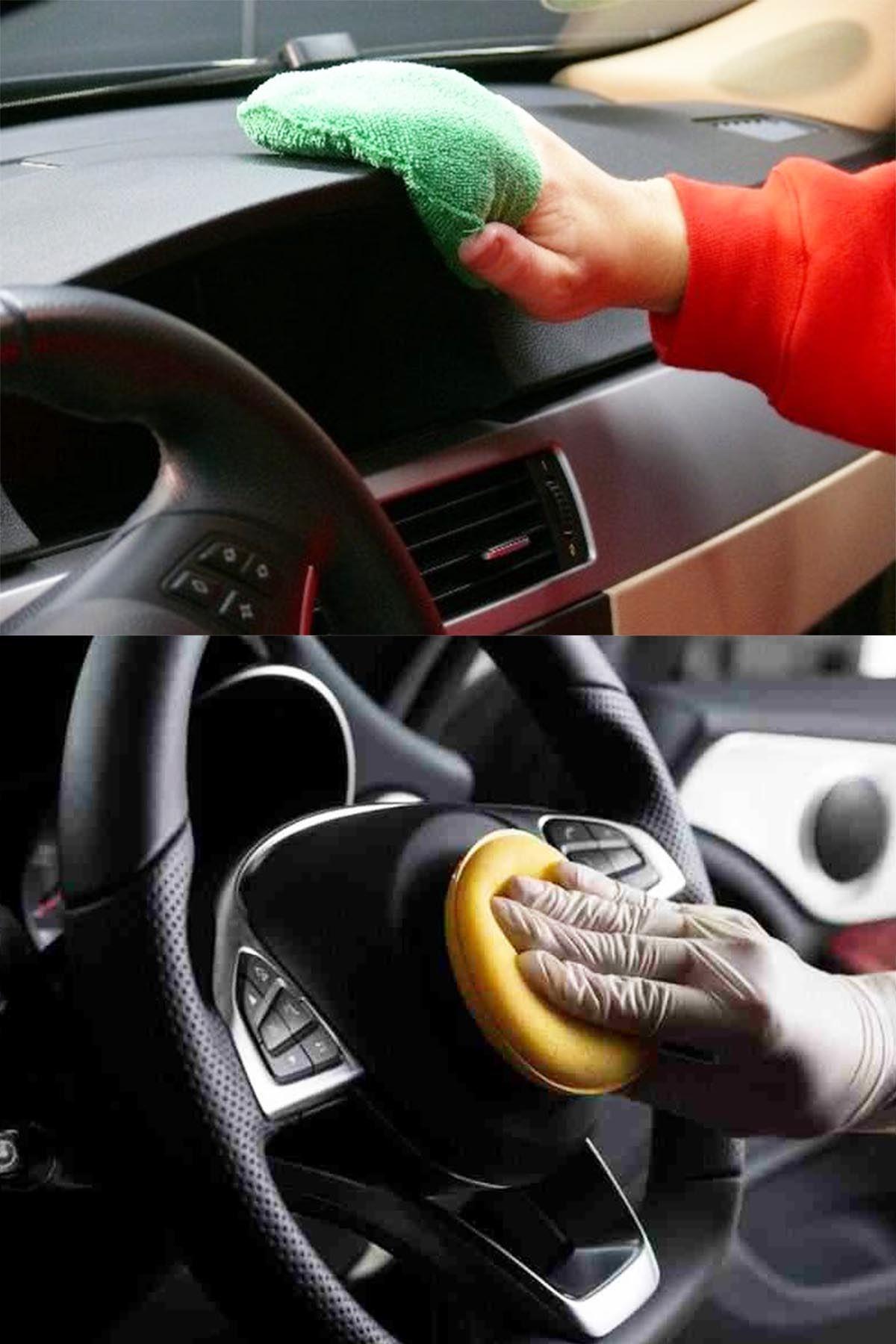 SMX Seramik Cila / Hızlı Cila / Pratik Cila / Susuz Motor Temizleme Spreyi / Torpido Parlatıcı /  Plastik Aksam Parlatıcı / ARAÇ BAKIM SETİ-1