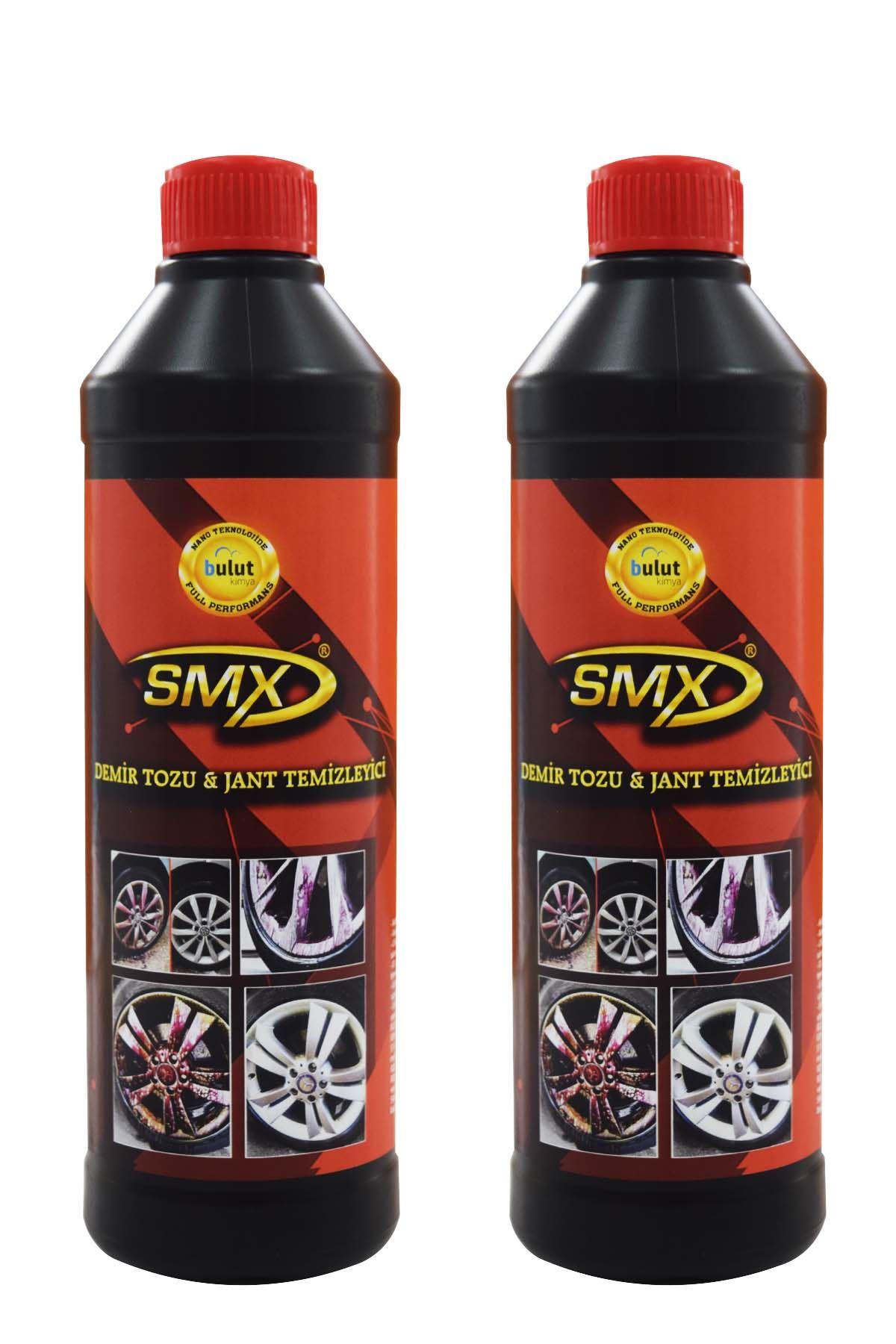SMX Demir Tozu / Jant Temizleyici 2 ADET  (2x500 ML)