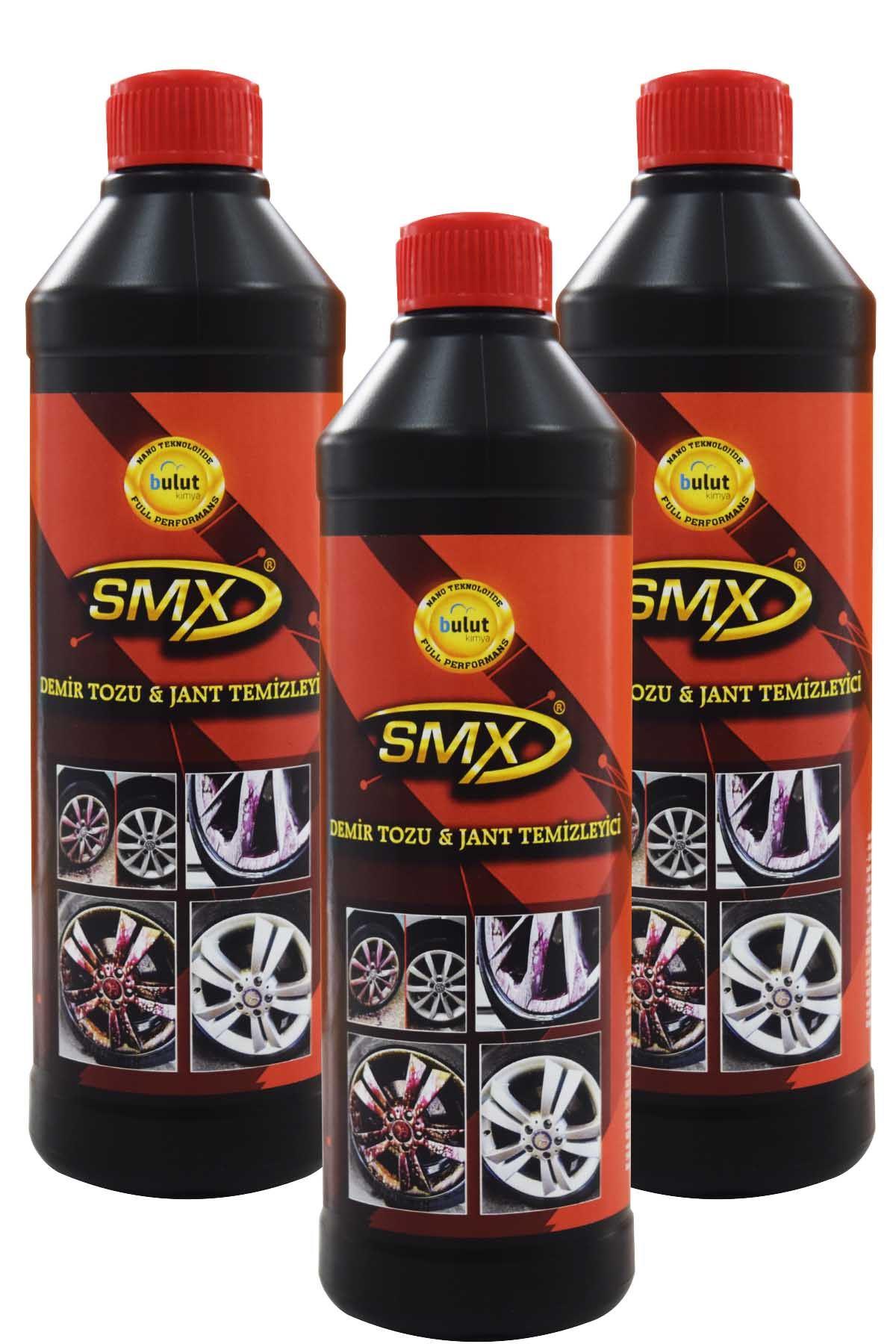 SMX Demir Tozu / Jant Temizleyici 3 Adet (3x500 ML)