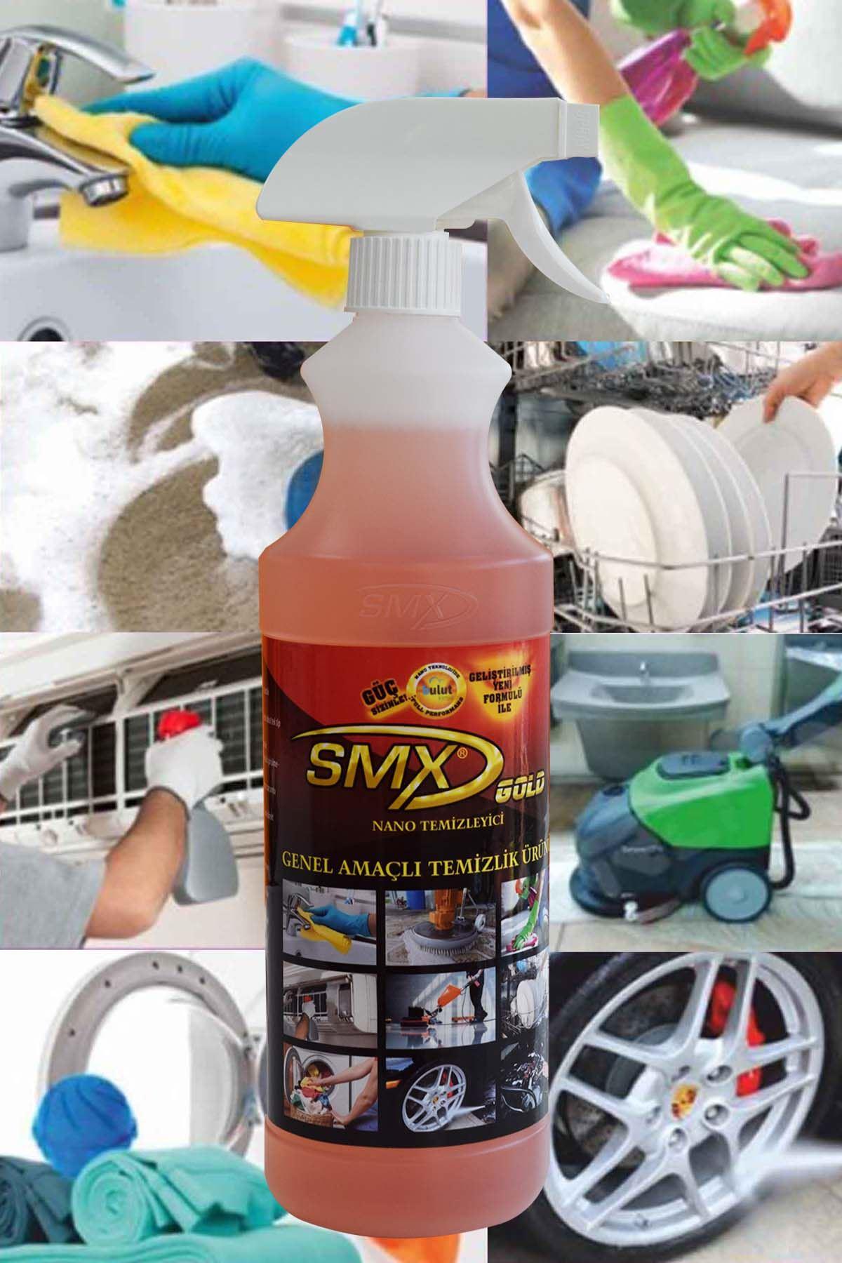 SMX Gold Nano Genel Amaçlı Temizleyici (1 LT)