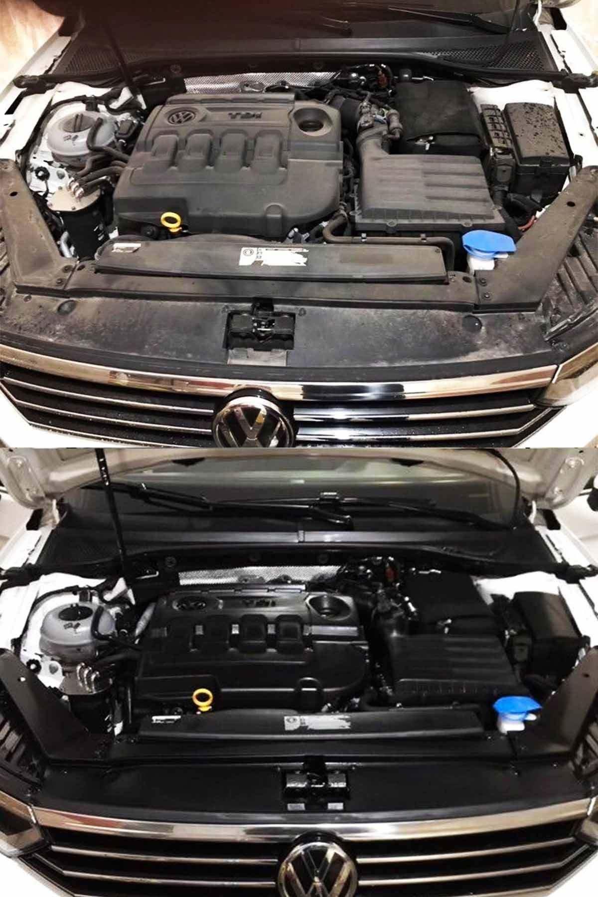 3 Adet SMX Susuz Motor Temizleme ve Koruma Spreyi (3x500ml)