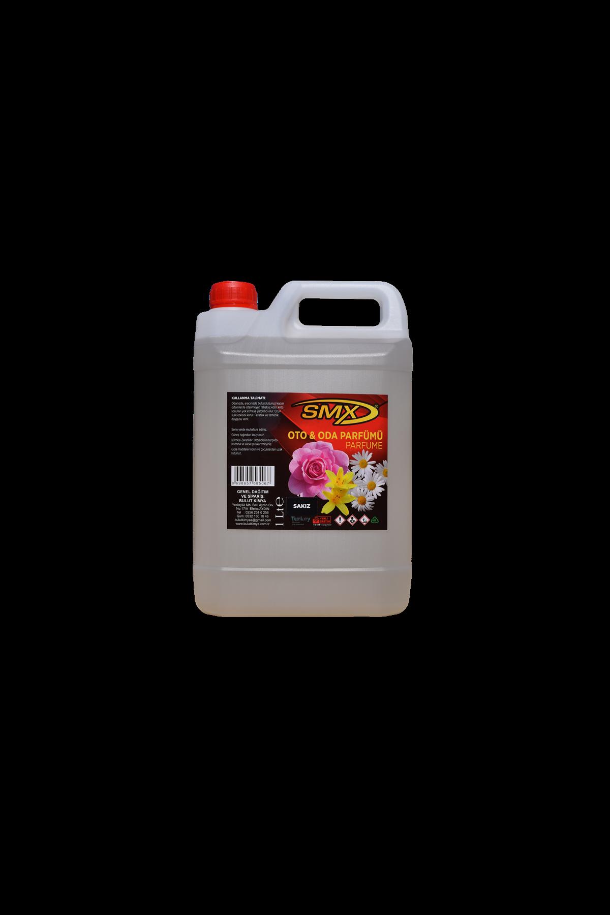 SMX Oto parfümü / Oda Parfümü / Sakız Kokusu (5LT)